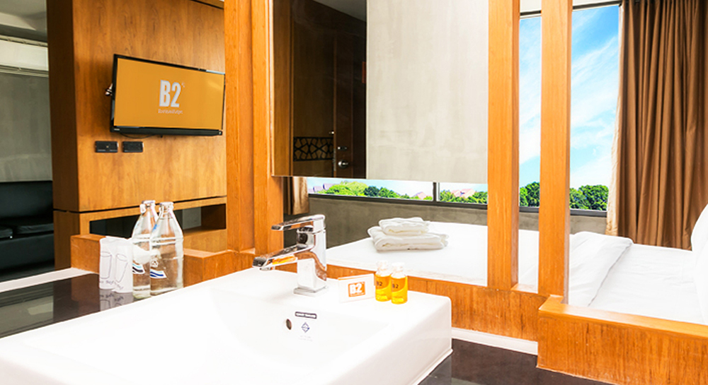 B2 Boutique And Budget Hotels In Thailand